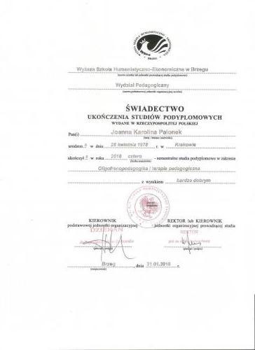 dyplom oligo 001